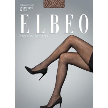 Elbeo Strumpfhose Leo Style schwarz