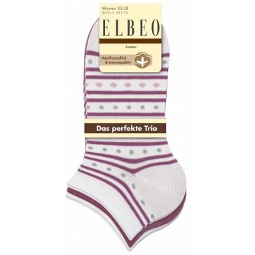 Elbeo Sneaker Cotton / 3er Pack Women