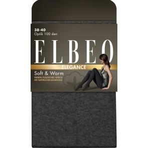 Elbeo Strumpfhose Soft Warming grau melage