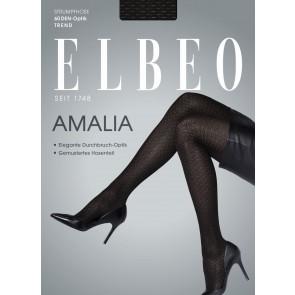 Elbeo Strumpfhose Amalia schwarz
