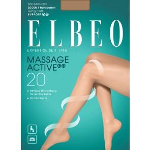Elbeo Strumpfhose Massage Active 20