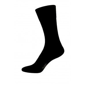 Elbeo Sensitive Bamboo Socke Men schwarz