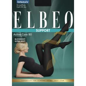 Elbeo Strumpfhose Active Care 80 schwarz