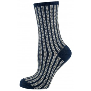 Elbeo Socke Magnificient nachtblau