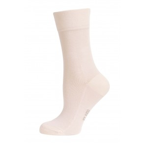 Elbeo Sensitive Bamboo Socke Women weiß