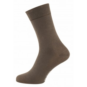 Elbeo Sensitive Bamboo Socke Men dunkel taupe