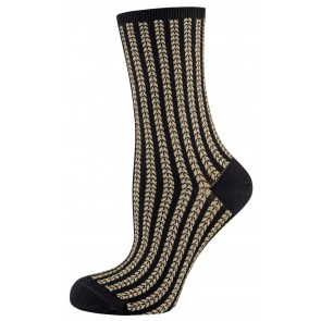 Elbeo Socke Magnificient schwarz